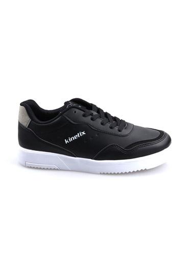 Kinetix Aluna W Siyah Günlük Bayan Spor Ayakkabı Siyah